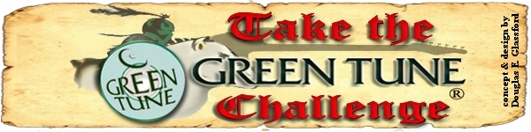 Take the Green Tune CD Challenge!