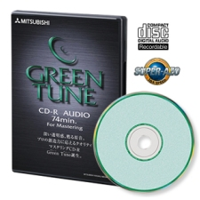 All Green Tune CD-Rs come Individually Wrapped